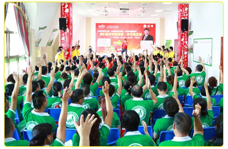 热烈祝贺第21期少年演讲家学习动力营震撼开营